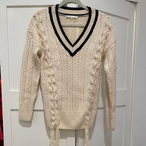Endless Rose chunky knit sweater